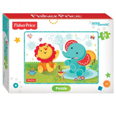 Пазл 35 Fisher Price 91148 Степ /48/