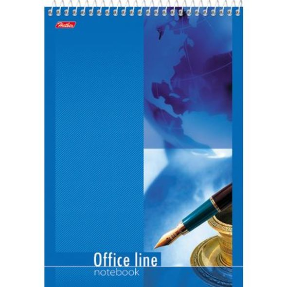 Блокнот 60 л. А5 Office Line 004824 Hatber