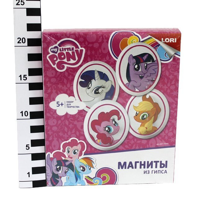 Набор ДТ Магнит из гипса Hasbro My little pony Мп-001 Lori