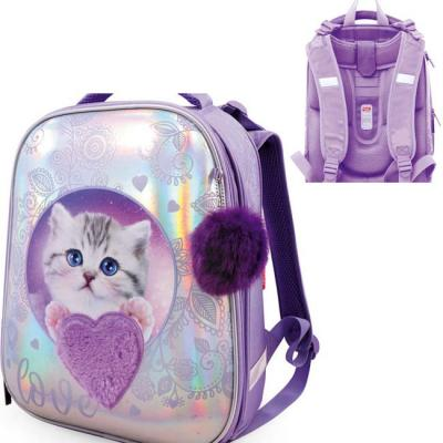 Рюкзак ERGONOMIC Glamour kitten 37х29х17