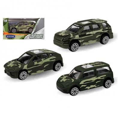 Модель MILITARY FOREST ALLROAD 48898 1:5