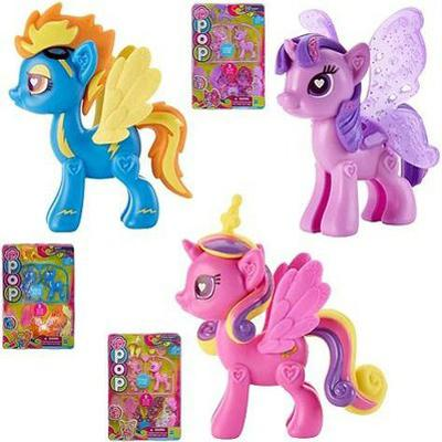 My Little Pony с крыльями в асс. В0371